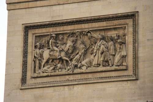 France Paris Architecture Landmark Europe Urban