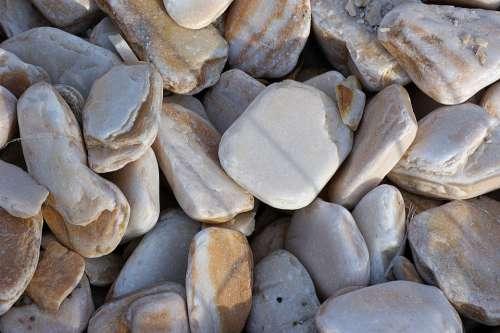 Garden Stone Pebbles Decorative