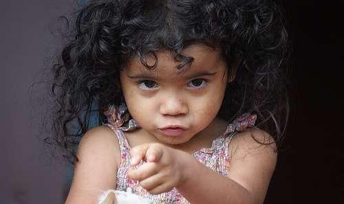 Girl Look Hair Beauty Face Guatica