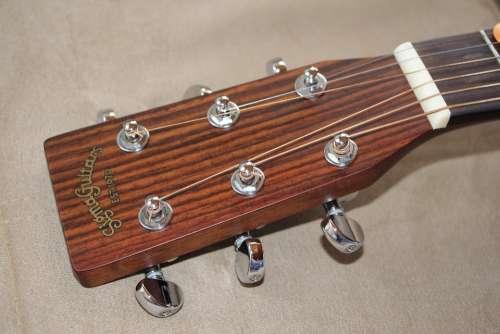 Guitar Guitar Head Sigma Eddy Strings