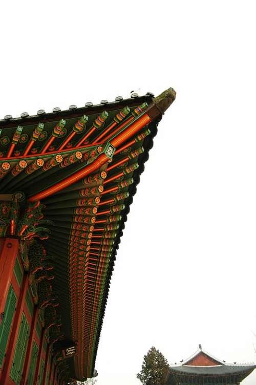Korea Tradition Tourism Home House