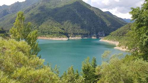 Lake Italy Nature Valvestino Water