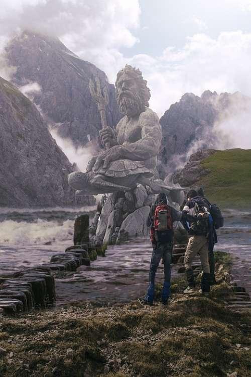 Landscape Fantasy Fantasy Landscape Adventure Dream