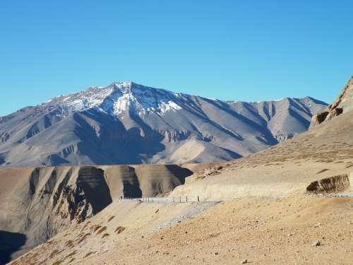 Leh Ladakh Leh Ladakh Kashmir India Landscape