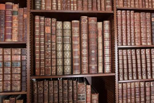 Library Books Knowledge Historically Education