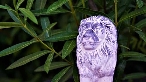 Lion Sculpture Figure Statue Animal Ornament
