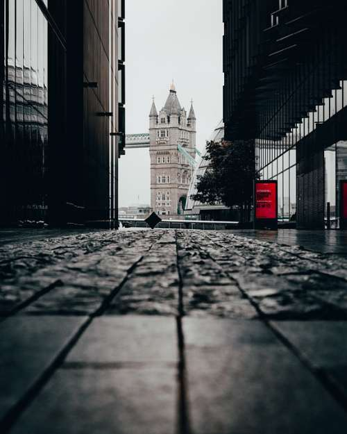 London Architecture Bridge Landmark City Building