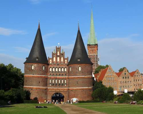 Lubeck Germany Gateway