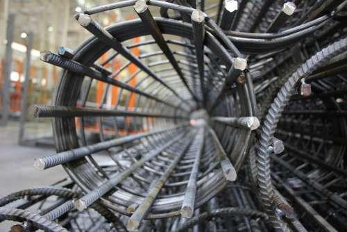 Metal Plant Production Pipe Design Bridges