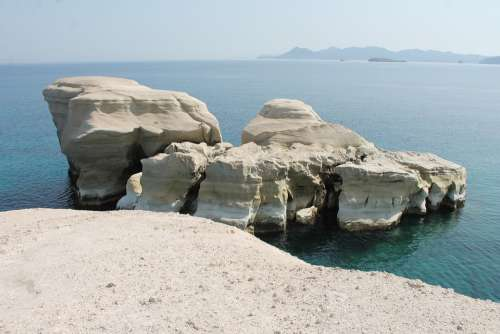 Milos Island Greece Cyclades Nature Holidays