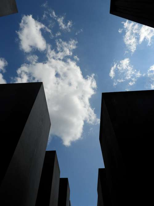 Modern Jews Monument Architecture Memorial