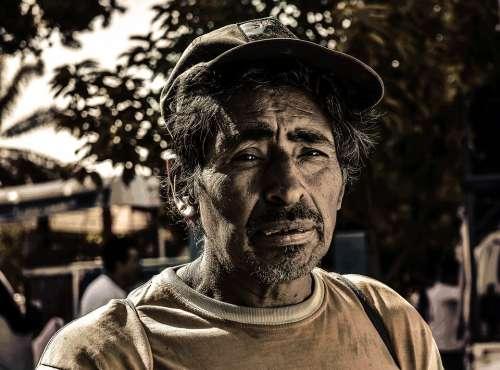 Mr Man Blancoynegro Person Individual Only Street