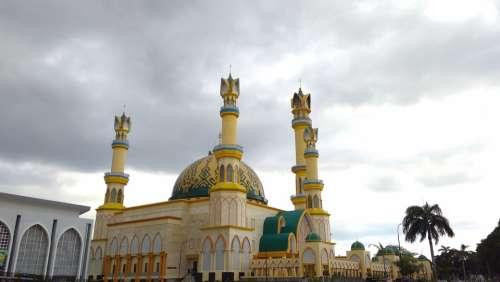 Muslim Architecture The Dome The Mosque Religion