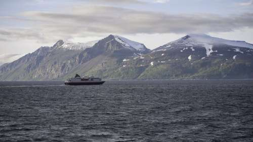 Norway Scandinavia Landscape Travel Nature Cruise