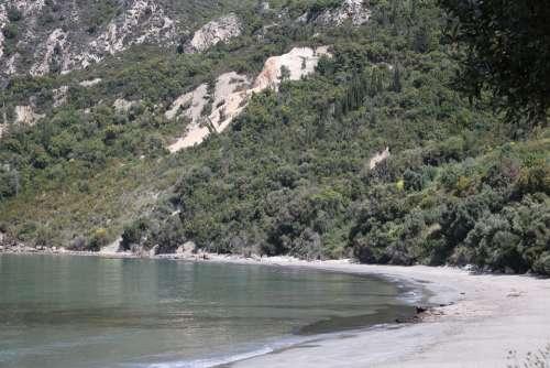 Perdika Greece Sea Travel
