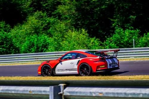 Porsche Gt3 Rs 911 Porsche 911 Gt3 Rs Nürburgring