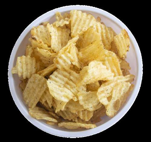 Potato Chips Party Food Chips Food Party Snacks