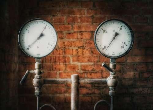 Pressure Gauge Pressure Ad Instrument Measure