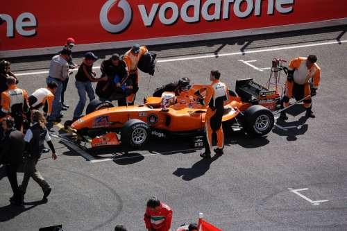 Racing Car Car Racing Racing Ferrari Vehicle