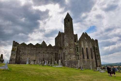 Rock Of Cashel Ireland Tipperary Cathedral Catholic