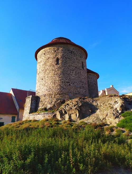 Rotunda Znojmo Moravia Christianity Sights Tourism