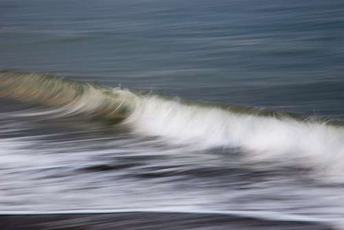 Sea Waves Water Surf Ocean Seascape Foam Motion