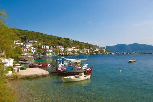 Sea Sun Pelion Greece Magnesia Volos