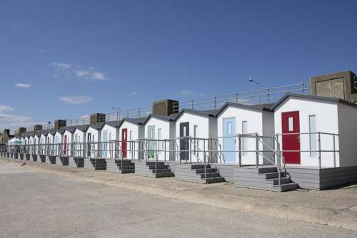 Seaford Sussex Beach Huts Luxury Huts Beach Huts
