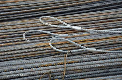 Site Steel For Construction Building Material