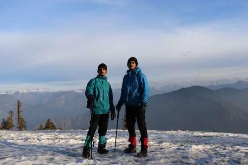 Snow Trek Smart Earn Buzz Friendship