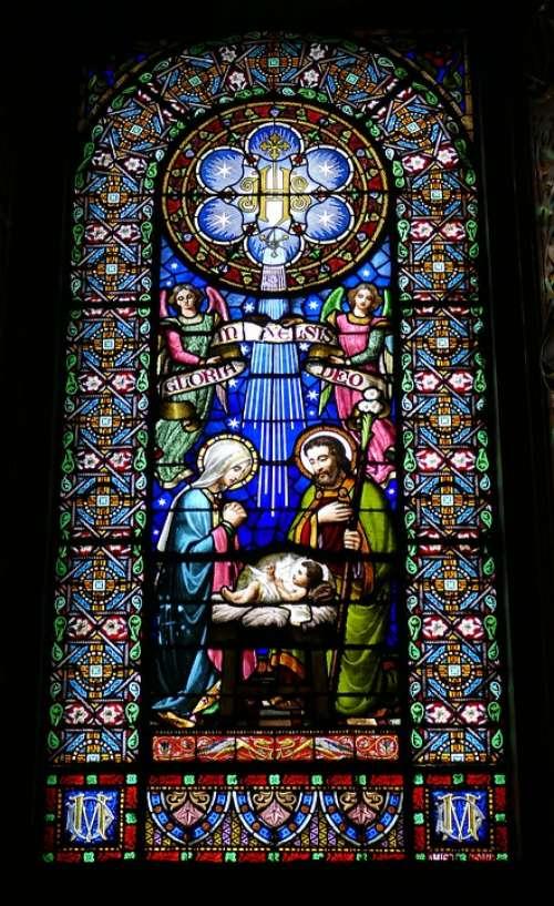 Spain Catalonia Montserrat Church Historically
