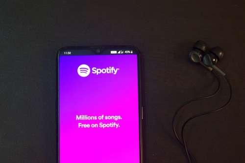 Spotify Music Streaming Streaming Music Music App