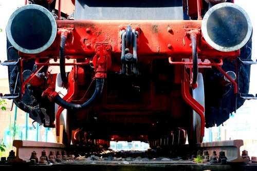Steam Locomotive 50 2652 Locomotive Historically