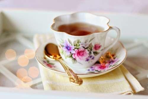 Tea Cup Vintage Tea Cup Tea Cup Vintage Drink
