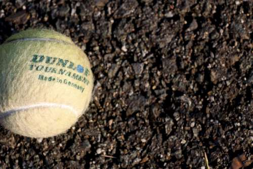 Tennis Ball Tennis Sport