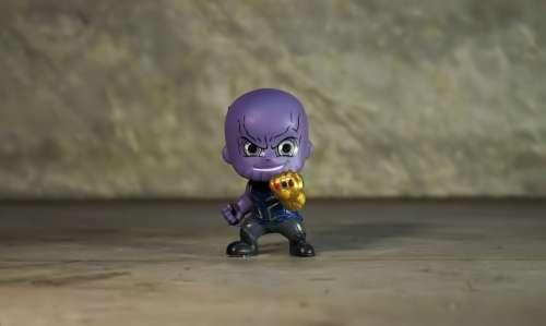 Thanos Infinity War Avenger Marvel Comic Video