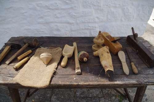 Tools Carpenter Wood Kit Hammer Facility