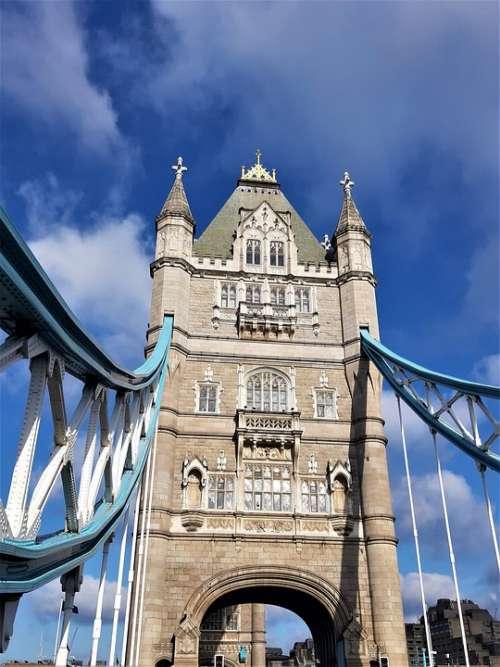 Tower Bridge Places Of Interest London Landmark