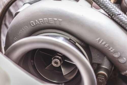 Turbo Turbolader Garrett Intake Motor Technology