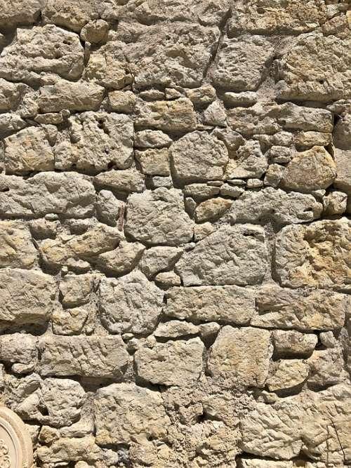 Wall Pierre Texture Facade