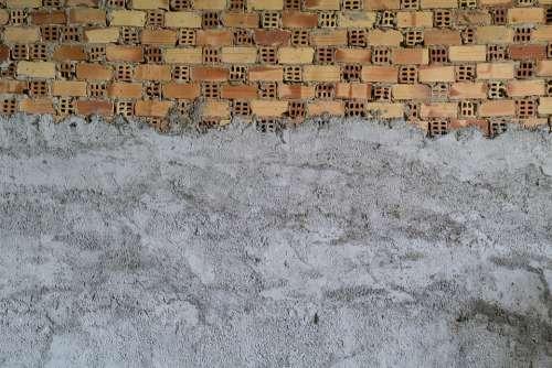 Wall Concrete Bricks Texture Cement Grunge