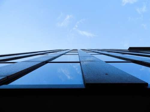 Windows Architecture Construction Glass Skyscraper