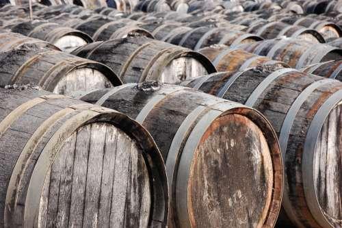 Wine Barrels Wooden Barrels Red Wine Wine Storage