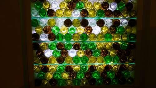 Wine Bottles Wine Rack Cellar Wine Shop Drink