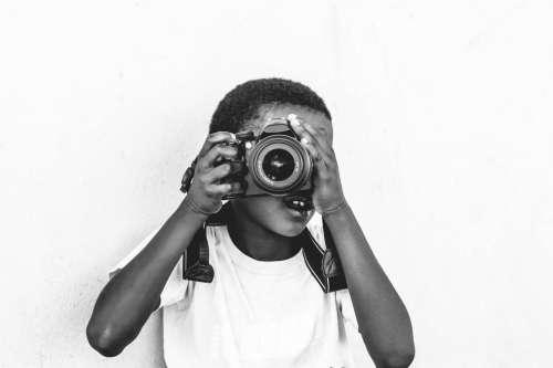 Photographer Child Photo