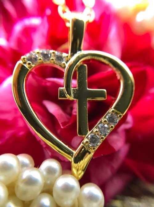 Religion Christianity jewelry trinket charm