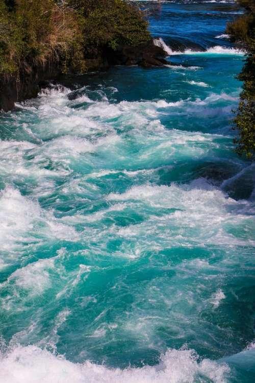 Water white water rapids waterfalls river