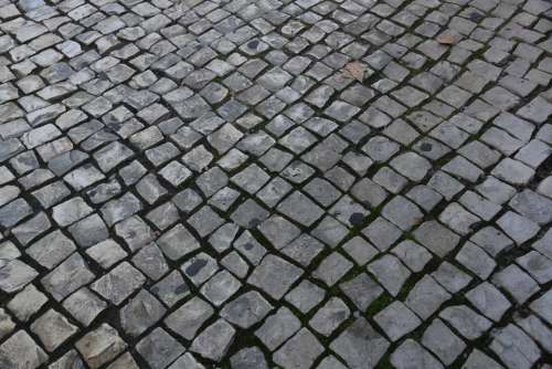 Portugal Lisbon stone stone texture pattern
