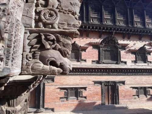 Nepal Buddhism religion architecture history
