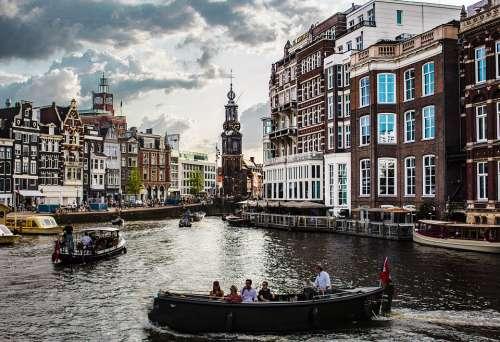 Amsterdam Trip Travel Blogger Tourism Holland City